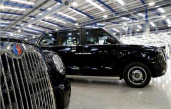 London Taxi Company поменяет название фото:reuters