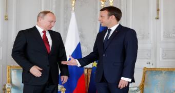 Путину подыскали нового жесткого оппонента  в Европе