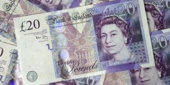 Курс фунта стерлингов обвалился после объявления результатов парламентских выборов