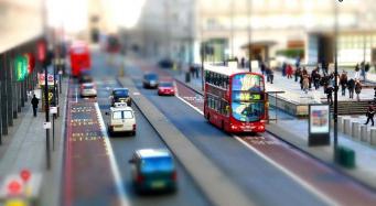 В Лондоне произошло жестокое нападение на водителя