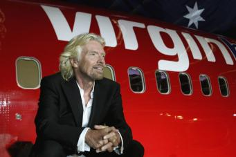 Ричард Брэнсон продал контрольный пакет акций Virgin Atlantic