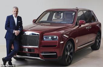 Rolls-Royce достиг исторического рекорда продаж люксовых автомобилей