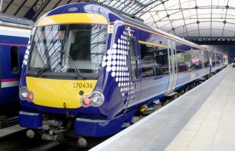 Пассажирам с проездными ScotRail подарили неделю бесплатных поездок фото:herald