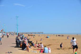 Британские синоптики обещают новые температурные рекорды в конце мая