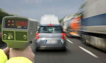 Новая система начисления штрафов за превышение скорости в Великобритании