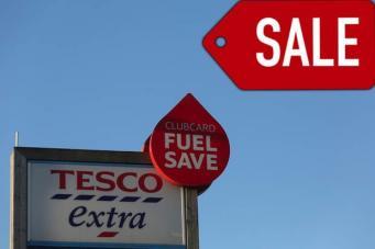 Tesco заметно снизит стоимость топлива в рамках рекламной акции