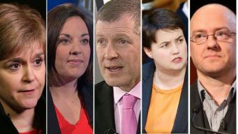 Шотландские националисты сохранят большинство мест в Холируде фото:bbc.com