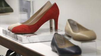 Депутаты Палаты общин обсудят высокие каблуки фото:bbc