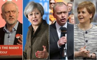 Три сценария исхода парламентских выборов в Великобритании