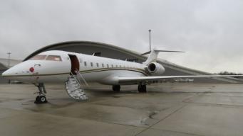 В аэропорту Фарнборо задержан частный самолет с кокаином