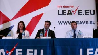 Оргкомитет кампании Leave.EU оштрафован за нарушения на референдуме