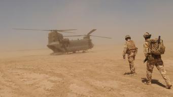 Британские солдаты получат дополнительную защиту от обвинений в военных преступлениях