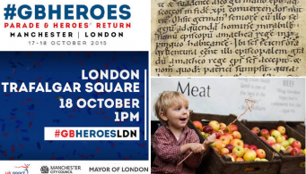 Бесплатные и доступные развлечения в Лондоне:  17-23 октября