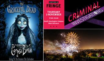 Бесплатные и доступные развлечения в Лондоне: 31 октября - 6 ноября
