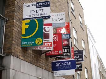 Аренда жилья в Лондоне заметно подешевела   фото:itv