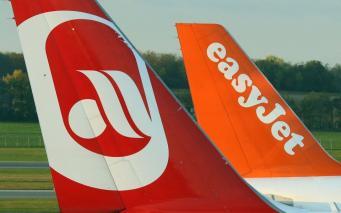 EasyJet выкупит самолеты и слоты разорившейся авиакомпании