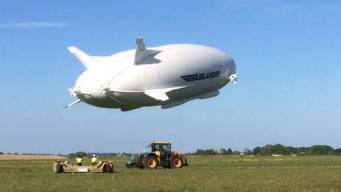 Великобритания похоронила проект самого большого летательного аппарата в мире