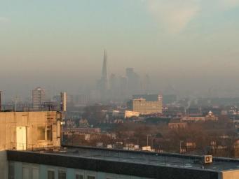 Мэрия Лондона предупредила о повышенном уровне загрязнения воздуха фото:standard.co.uk