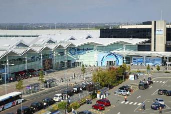 Самый пунктуальный аэропорт мира находится в Великобритании фото:expressandstar.co.uk