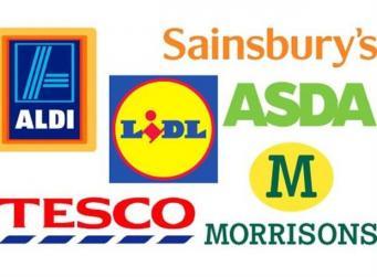 Британцы назвали свои любимые супермаркеты