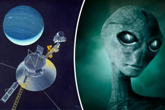 Вояджер-2 и инопланетяне