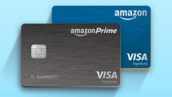 Amazon выпустил банковские карты с привилегией для владельцев эккаунта Prime фото:mashable.com