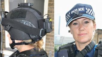 Вооруженные офицеры полиции в Лондоне получат нательные видеокамеры