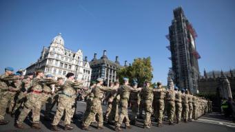 Британскую армию готовят к беспорядкам и хаосу Брекзита