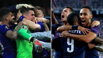 Футбольные клубы Англии гарантированно возьмут кубки двух европейских турниров