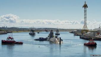 Боеспособность британского ядерного флота под угрозой из-за разукомплектования