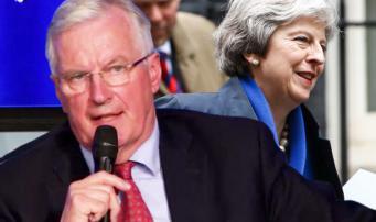 Брюссель в недоумении: Никакого прогресса по Брекзиту за полтора месяца