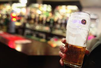 Шотландцы признаны самой пьющей нацией королевства