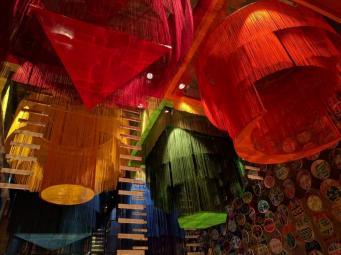 В Лондоне начала работу международная выставка современного дизайна фото:londonist.com