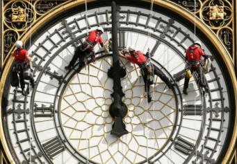 Биг Бен должен пробить час Брекзита, - Тереза Мэй фото:standard.co.uk