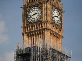 Смета на реставрацию Биг Бена удвоилась фото:independent