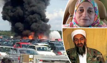 Вынесено заключение по факту гибели семьи Усамы Бен Ладена в Гемпшире фото:express.co.uk