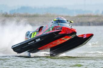 В Лондоне пройдет состязание Formula 1 на моторных лодках фото:standard.co.uk