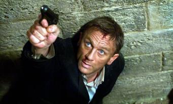 Никогда не говори «никогда»: Дэниел Крейг согласился еще на два фильма о Бонде фото:theguardian.com