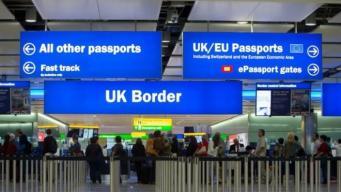 Сальдо миграции в Великобритании сократилось по результатам референдума фото:bbc