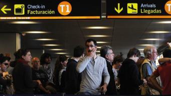 Британские  путешественники обнаружили огромные очереди в европейских аэропортах фото:thetimes