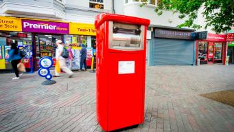 На улицах британских городов появятся почтовые ящики для отправки посылок