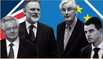 Брекзит начинается: Исходные позиции сторон