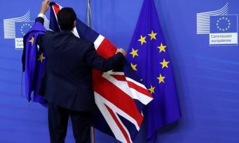 Правительство обещает прояснить свою позицию по Брекзиту в ближайшие недели фото:theguardian