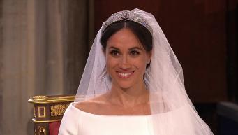 Свадьба Гарри и Меган: Платье невесты и кадры с церемонии