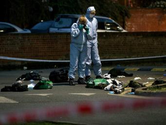 В поножовщине на юге Лондона пострадали четверо подростков