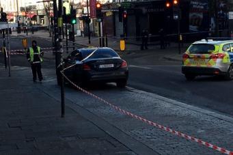 На лондонском рынке Кэмден Маркет прогремел взрыв