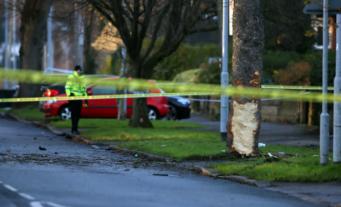 В Лидсе в ДТП погибли трое подростков