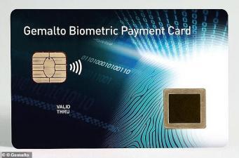 Банк NatWest впервые в Великобритании выпустил биометрическую пластиковую карту
