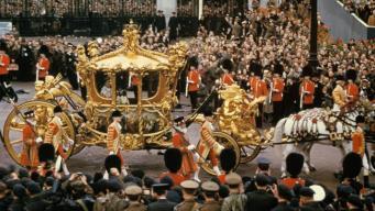 Дональд Трамп изъявил желание проехать по Лондону в золоченой королевской карете