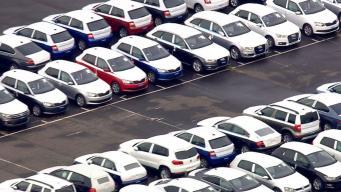 Продажи дизельных автомобилей в Великобритании упали на двадцать процентов